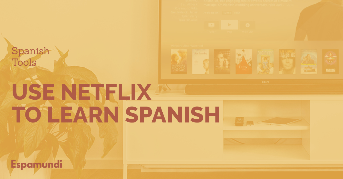 Spanish TV series to improve your listening skills